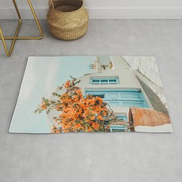 Greece Airbnb #photography #greece #travel Rug