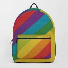 Bright Summer Lines Backpack