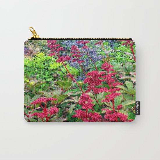 Flower Burst | Flower Garden | Flowers Carry-All Pouch