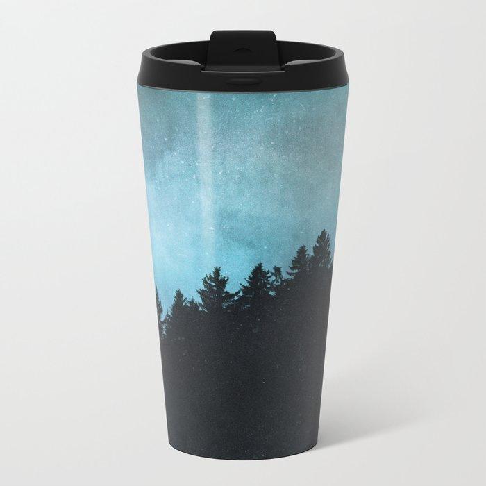 All I Need Metal Travel Mug