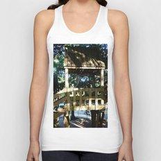 Tree house @ Aguadilla 3 Unisex Tank Top