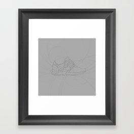 just Framed Art Print