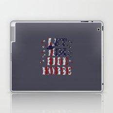 The Wild West Cowboy Laptop & iPad Skin