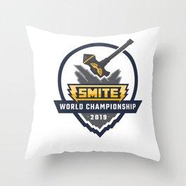smite Throw Pillow
