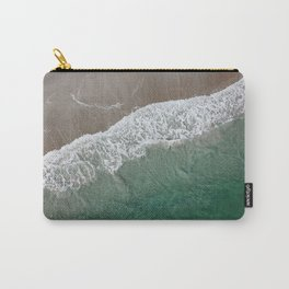 Wrightsville Beach Waves Carry-All Pouch