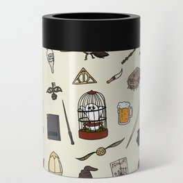 Harry Pattern Can Cooler