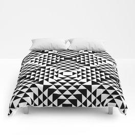 Geometric Tribal Comforters