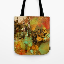 The last mohicans Tote Bag