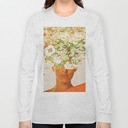 SuperFlowerHead Long Sleeve T-shirt