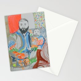 We The Best Stationery Cards