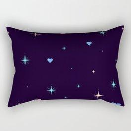 atmospheric love Rectangular Pillow