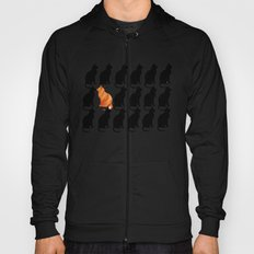 ODD CAT OUT Hoody