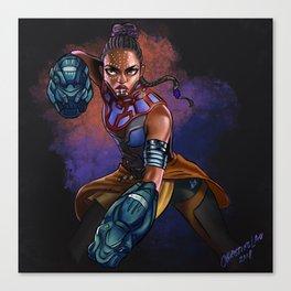 Princess of Wakanda Canvas Print