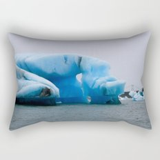 jökulhlaup Rectangular Pillow
