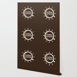Coffee o'clock Wallpaper