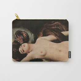 La Serpent (Salammbô), Gabriel Ferrier. Carry-All Pouch