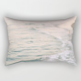 Song of the Silent Rectangular Pillow