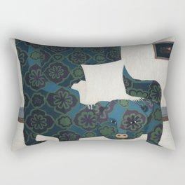 Polar Chair II Rectangular Pillow