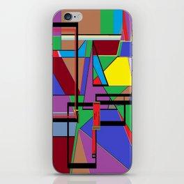 Geometry - Shape on Shape iPhone Skin