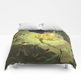 The Witch's Garden Comforters
