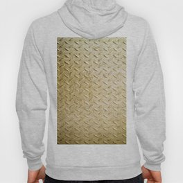Gold Painted Metal Stylish Design Hoody
