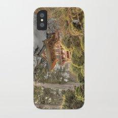 Peaceful Escape iPhone X Slim Case