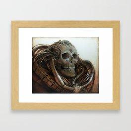 The Timetraveller II Framed Art Print