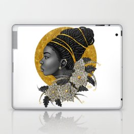 Golden Laptop & iPad Skin