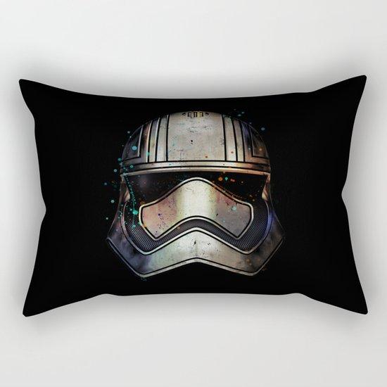 Captain Phasma Shadow Rectangular Pillow