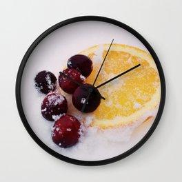 Fruit #1  Wall Clock