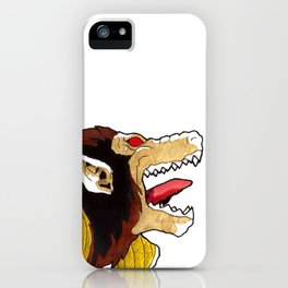 Great Ape iPhone Case