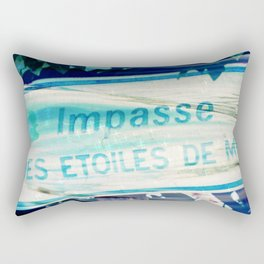 Etoiles De Mer Rectangular Pillow