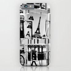 from Paris with love Slim Case iPhone 6s