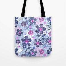 flowers mix Tote Bag