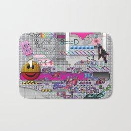 internetted2 Bath Mat