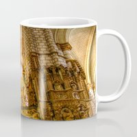 ornate Mugs featuring Ornate by John Hinrichs