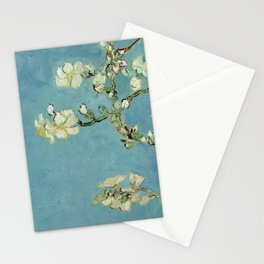Vincent Van Gogh - Almond Blossoms Stationery Cards