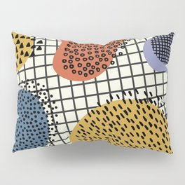 Colorful Notebook II Pillow Sham