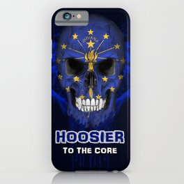 To The Core Collection: Indiana iPhone Case
