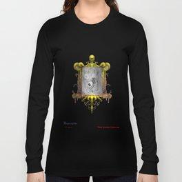 Misperception - no background Long Sleeve T-shirt
