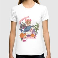 """resident evil T-shirts featuring Resident Evil 2 Print - """"22 - Leon"""" by MIU/Manzo"""