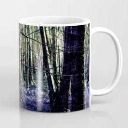 Foest Winter Purple Coffee Mug