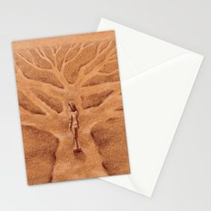 Paths like Branches Stationery Cards