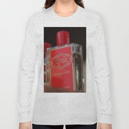 Red Moscow Long Sleeve T-shirt