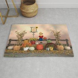Happy Harvest Rug