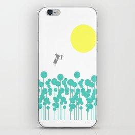 Morning Meadow  iPhone Skin
