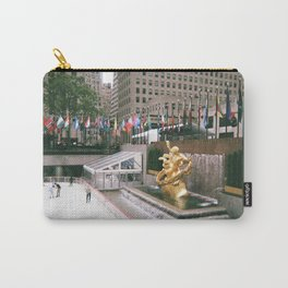 Rockefeller Carry-All Pouch