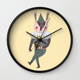 The Nature Anthem 1 Wall Clock