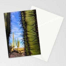 Saguaro Cactus, Arizona Stationery Cards