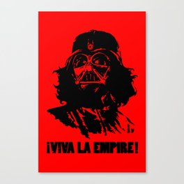 Viva la Empire! Canvas Print